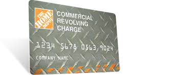 Credit Card fers The Home Depot