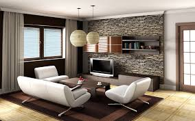 Leather Sectional Living Room Ideas by Brown Leather Sectional Sofa Features Steel Legs Square White