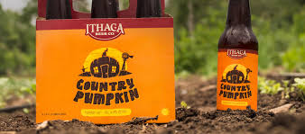 Harvest Pumpkin Ale by Country Pumpkin Ale Ithaca Beer Co