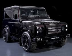 100 Defender Truck Land Rover Ultimate Edition By Urban Freshness Mag