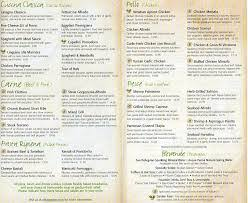 Olive Garden becausei mhungry GTCC MENU DESIGN Pinterest Olive