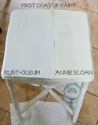 Americana Decor Chalky Finish Paint Uk by Annie Sloan Chalk Paint Vs Rust Oleum Chalked Paint