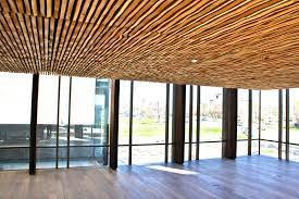 104 Wood Cielings Wavy Ceilings By Spring Valley Archello