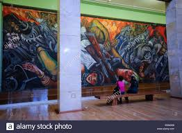 Jose Clemente Orozco Murals by Jose Clemente Orozco Fresco Painting In The Bellas Artes Museum