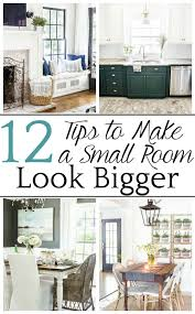 100 Interior Design Tips For Small Spaces How To Make A Room Look Bigger Blesser House