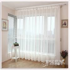 plaid sheer curtains promotion shop for promotional plaid sheer