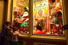 Main Street Toy Shoppe Shoppes Store Window