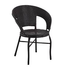 Amazon.com - Dining Chairs-Wicker Chair Single Armrest Chair Woven ... Set Of Six Leatherbound Rattan Ding Chairs By Mcguire Eight Brge Mogsen For Sale At 1stdibs Vintage Bentwood Of 3 Stol Kamnik Cane And Rattan Fniture Five Shop Provence Oh0589 Outdoor Patio Wicker With Arms Teva Bora 2 Verona Pair Garden Fniture Brown Muestra Natural Teak Wood Woven Chair Zin Home Hospality Kenya Mcombo Poolside Cversation C Capris And Ottomans Sc753 Weathered Gray