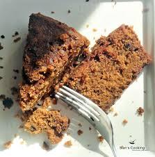 Aunt Claire s Jamaican Black Rum Cake ⋆