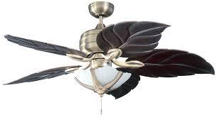 Palm Leaf Shaped Ceiling Fan Blade Covers by Bamboo Ceiling Fan Blades U2013 Tayloredbysummer Me
