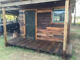 10 Best Recycle Wood Pallet Shed Projects Pallets Platform
