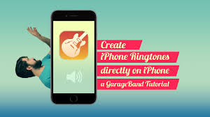 Create iPhone Ringtones iPhone GarageBand tutorial