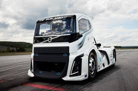 The 2,400 HP Volvo 'Iron Knight' Truck Is The World's Fastest Big ...