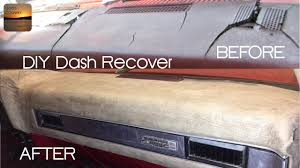 100 1977 Ford Truck Parts How To Recover Your Dash 19731987 GM YouTube