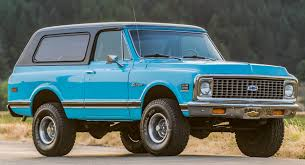 Not A Fan Of The 2019 Chevrolet Blazer? This 1972 K5 Might Be Up ...