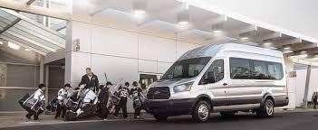100 Budget Truck Rental Rates 12Passenger Van Ford Transit Or Similar