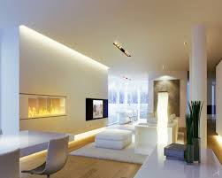 Lighting Design In Drawing Room