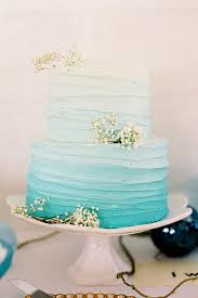 27 Fantastic Ombre Wedding Cakes