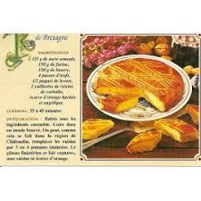 recette de cuisine gateau de cuisine le gâteau breton recette de bretagne