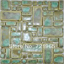 craft porcelain mosaic kitchen wall tiles backsplash pcmt076