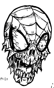Zombie Coloring Pages Printable For Kids And