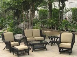 Outdoor Costco Patio Woven Dining Set Garden Ideas Design Ideas