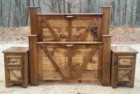 5 Piece W Style Barn Door Bedroom Set Price Starting At