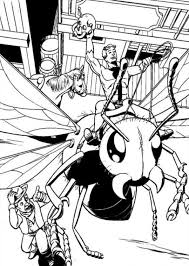 18 Ant Man Coloring Pages