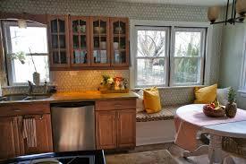 Kitchen Backsplash Pictures With Oak Cabinets by Kitchen Kitchen Backsplash Ideas With Oak Cabinets Subway Tile