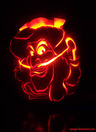 Disney Pumpkin Stencils by Disney Pumpkin 2008 By Ryougirl On Deviantart