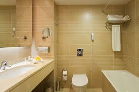 Simple Bathroom Designs With Tub by Interesting Small Bathroom Designs With Rounded White Bath Tub