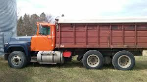 My Old Roadway Truck - Antique And Classic Mack Trucks General ...
