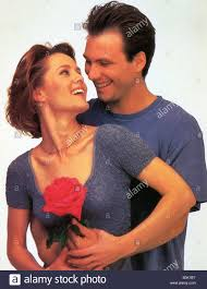 BED OF ROSES 1995 Entertainment film with Christian Slater and