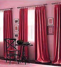 j c penney pleated drapes ebay