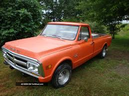 100 1970 Gmc Truck For Sale C1500 C15 C10 Chevy 70