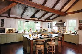 Rustic Modern Kitchen Ideas How To Design A Rustic Yet Modern Kitchen New Hshire