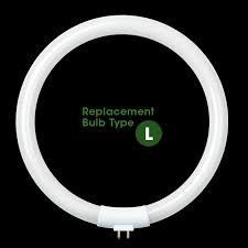 ottlite 22 watt circline replacement bulb type l bulbs