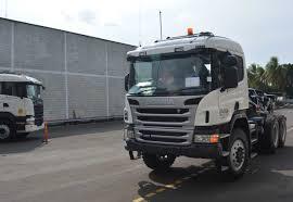 United Tractors Siap Gelontorkan 200 Unit Truk Scania Per ...