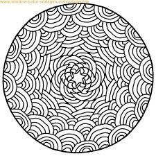 Mandalas Malvorlagen Und Obst Ausmalbilder Mandalas Zum Ausdrucken