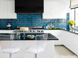 This Kitchen Sure Reflects The Style Of Later 60s But Has A Modern Twist That Is Brightairy And Stylish