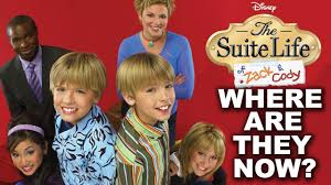 suite life suite life on deck where are they now youtube