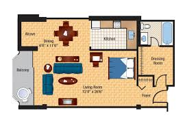 Efficiency Floor Plans Colors The Consul Floor Plans Columbia Plaza Apartments