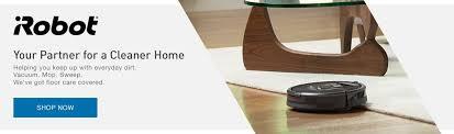 Irobot Roomba Floor Mopping by Irobot Vacuums Roomba Scooba Braava U0026 More