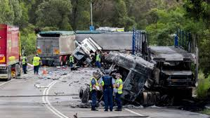 100 Truck Driver Accident Fatal Picton Road Crash Truck Driver Veered Onto Wrong Side Of Bend