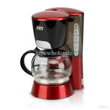 PHY 4 Cup 06L Switch Espresso Coffee Maker Coffeemaker With Glass Carafe