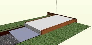 faire une dalle exterieur bien couler dalle beton garage 2 comment faire une dalle de