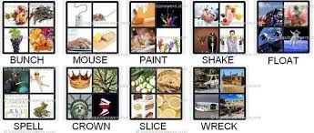 1 Word 4 Pics 6 Letters