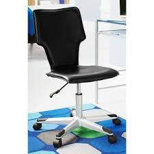 amazon com mainstays office chair black by mainstay kitchen
