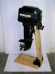 topic build a boat motor stand pelipa