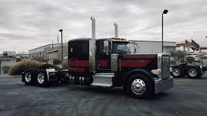 100 Rush Truck Center Albuquerque ABQ Custom 389 Peterbilt Black Legendary Red YouTube